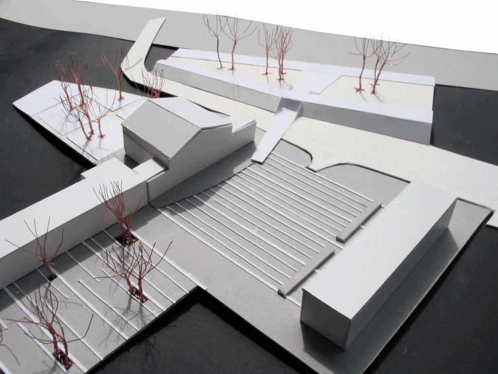 Atelier MEP - Réamenagement Place 04