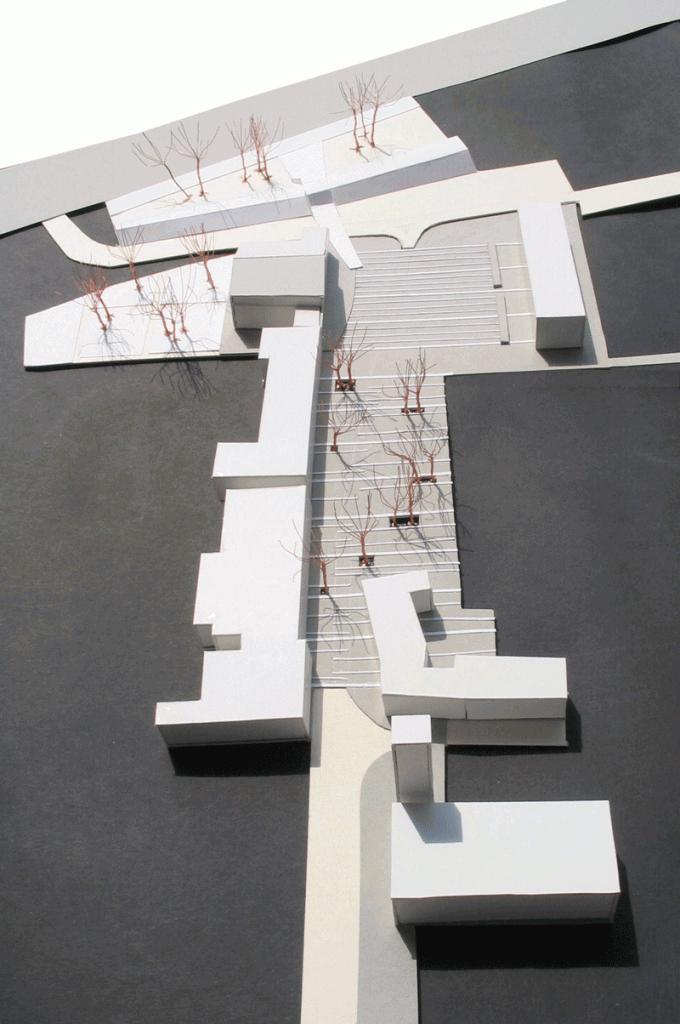 Atelier MEP - Réamenagement Place 07