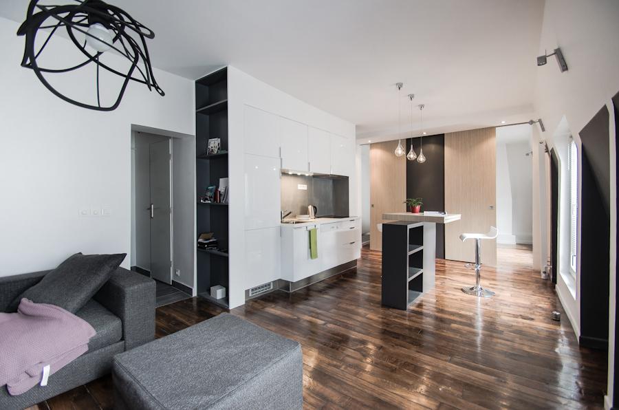 R habilitation appartement paris 11 atelier mep for Appartement atelier
