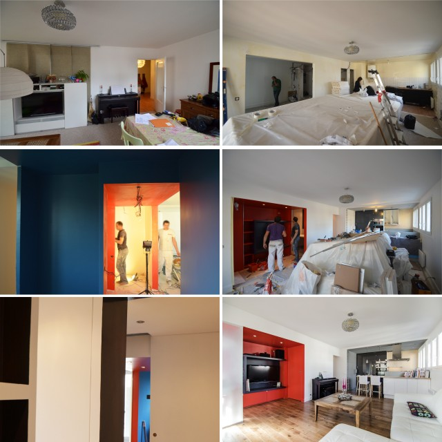 Renovation appartement Paris