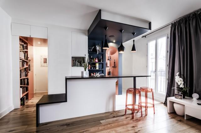renovation appartement paris sur mesure