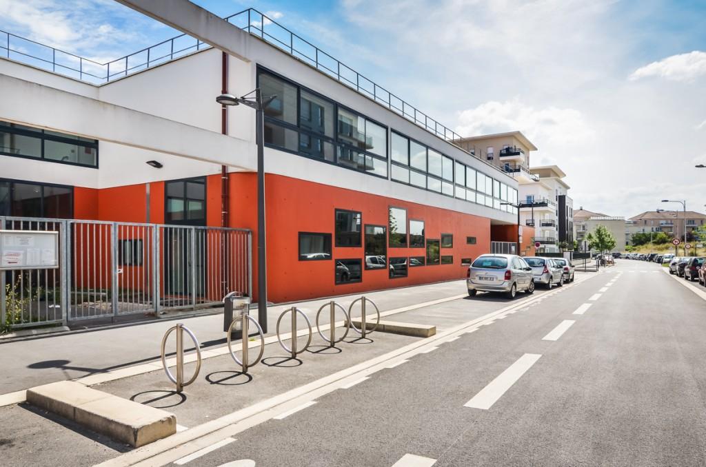 Extension école Cergy  2